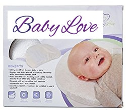 baby love memory foam pillow