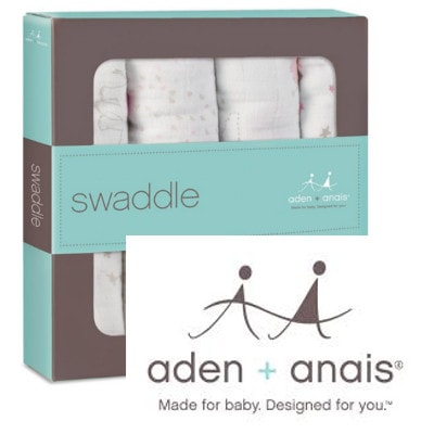 aden anais swaddle blanket