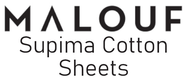 supima cotton sheets by malouf review