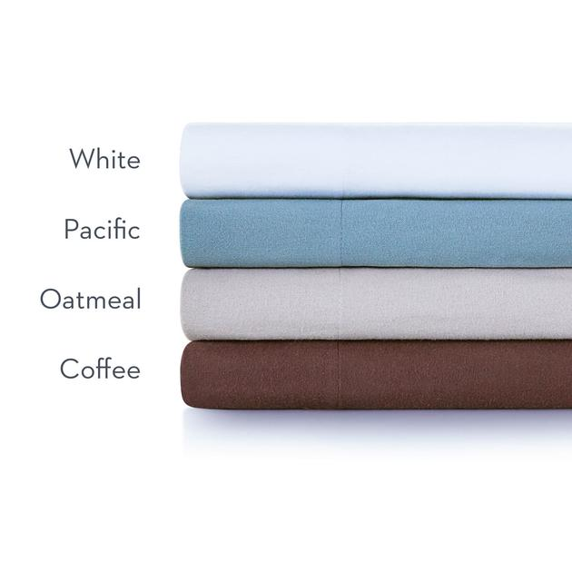different colors available in this sheet set