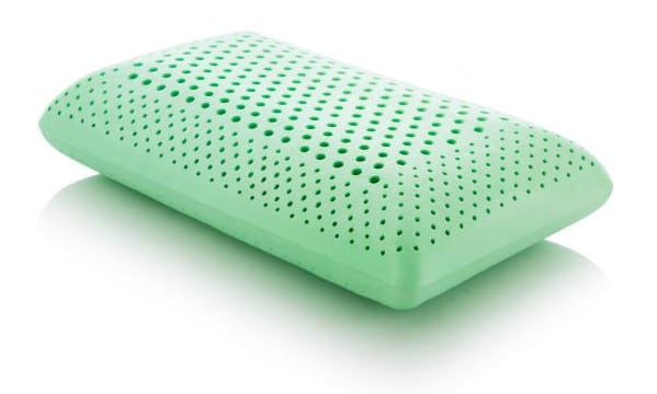 aromatherapy peppermint pillow review by our sleep guide