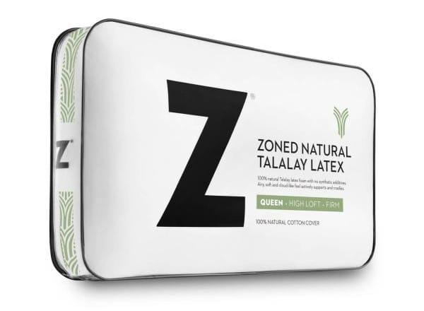 z latex pillow review