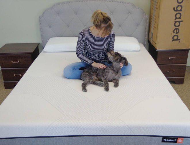 yogabed mattress