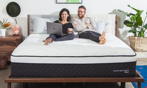 mattress by alexander hybrid mattress nest review