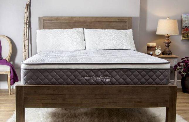 alexander signature series mattress review