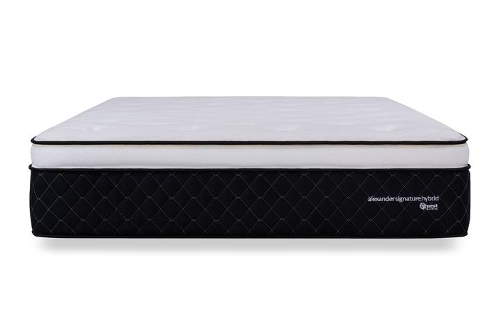 alexander mattress signature hybrid materials cooling