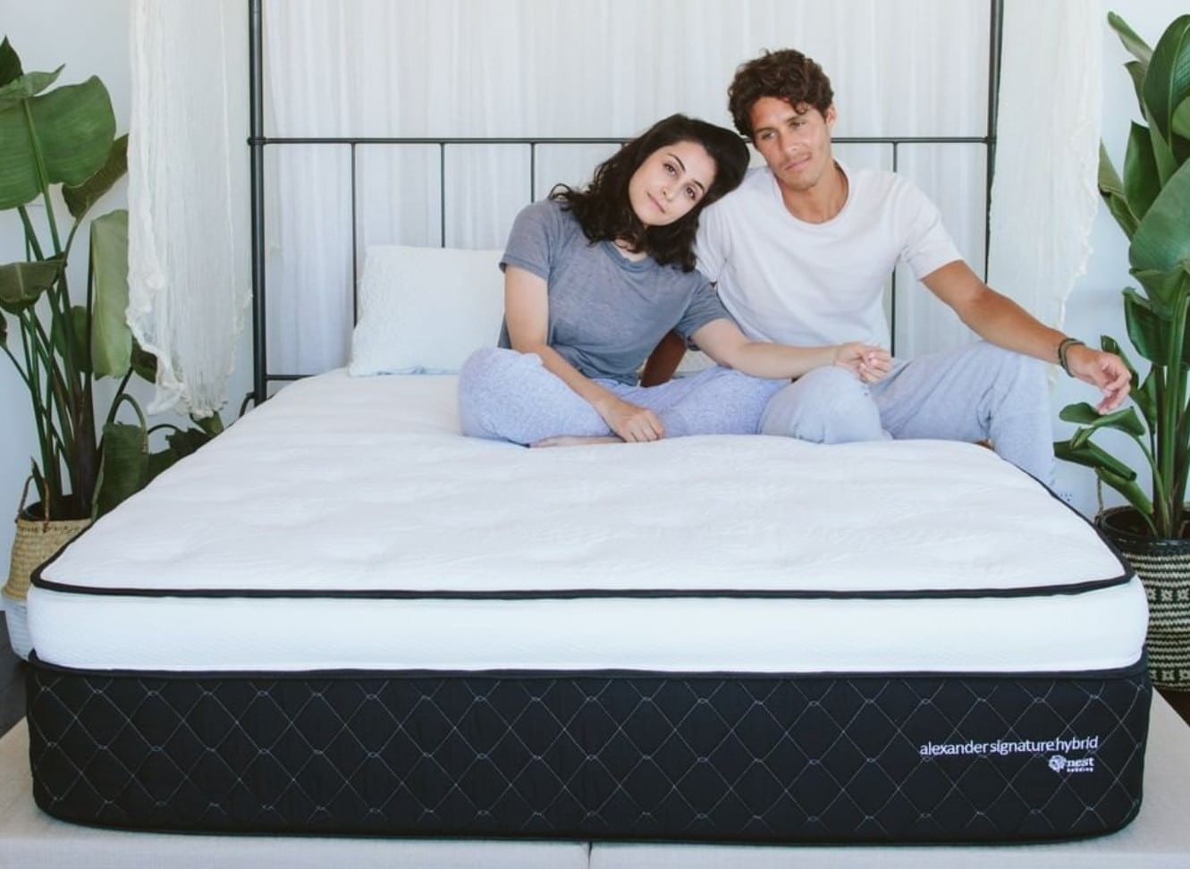 nest bedding signature hybrid mattress review