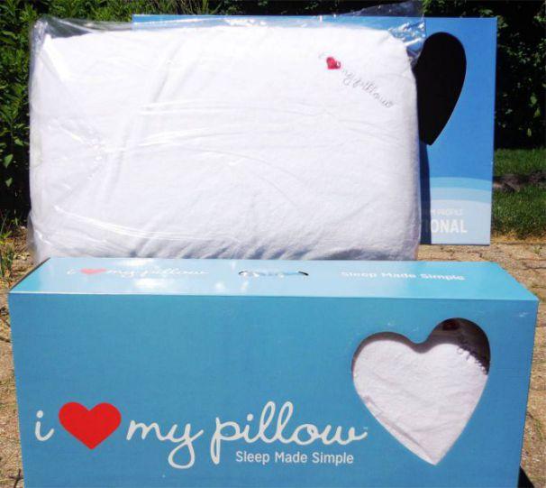 overall pillow comfort