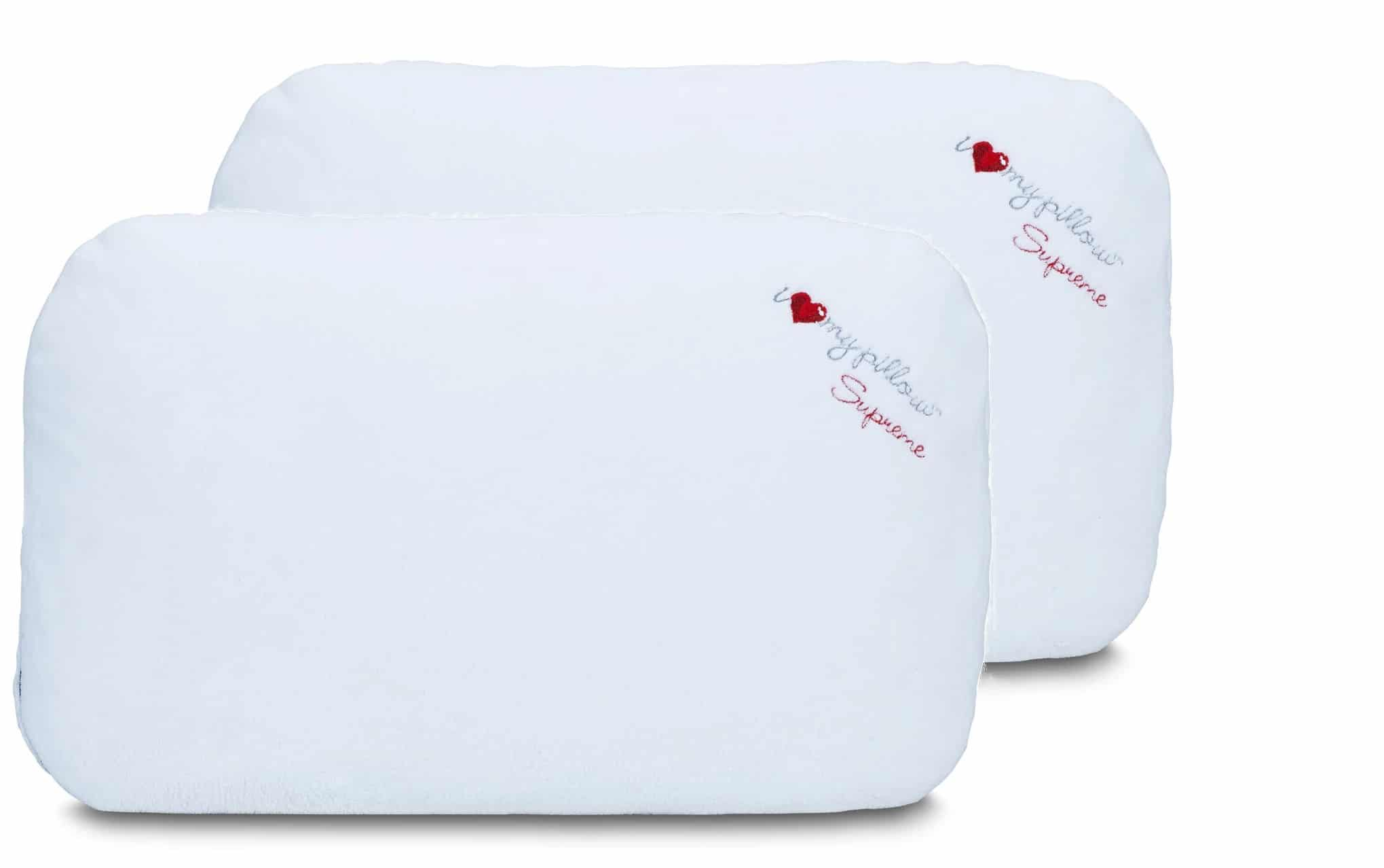 memory down supreme pillow review