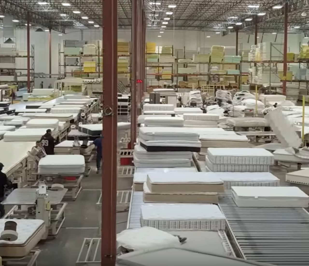 brooklyn bedding factory