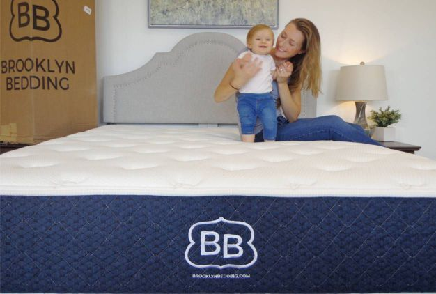 Brooklyn bedding mattress review in depth brooklyn for Brooklyn bedding soft review