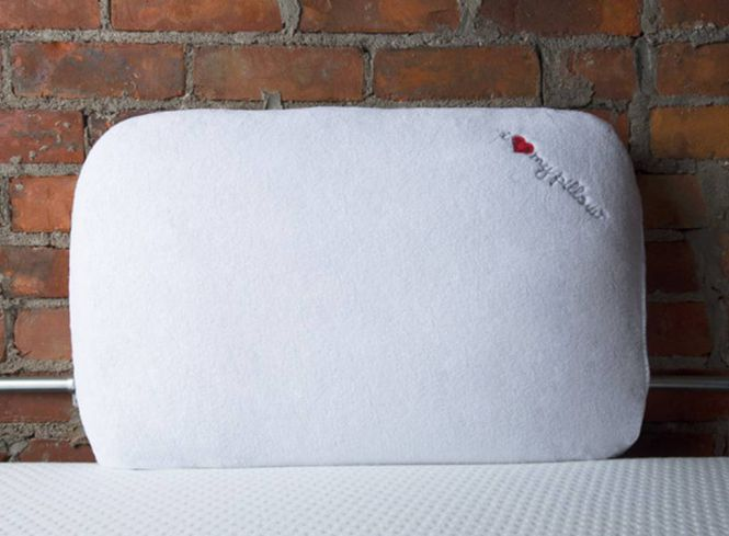 i love my pillow memory foam pillow review