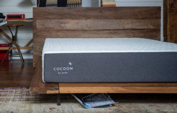 Cocoon Classic Mattress Review Sealy Brings Their Best And 100 Off