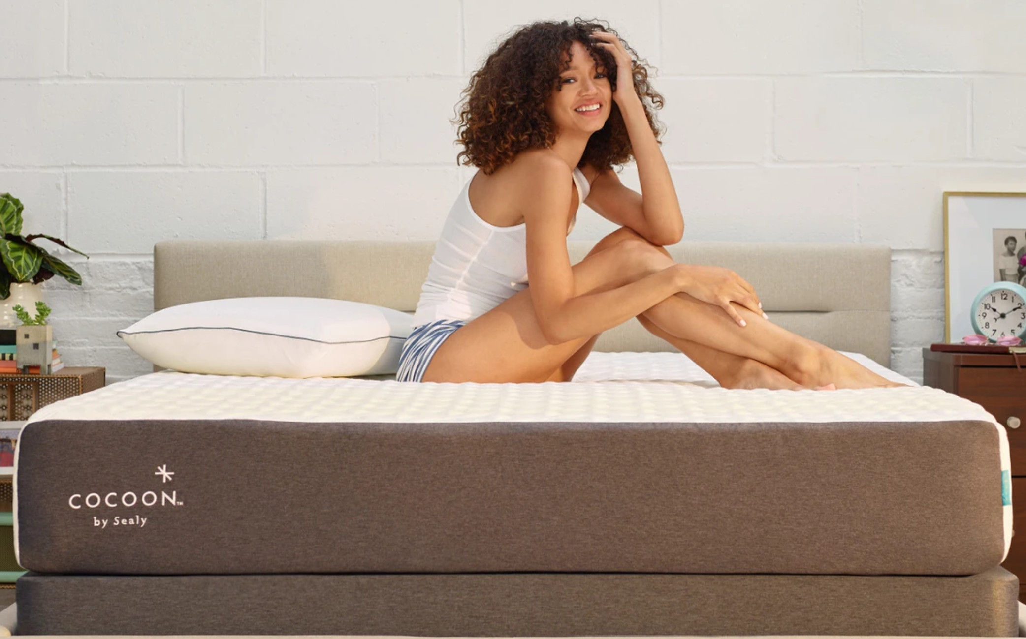 cocoon memory foam mattress