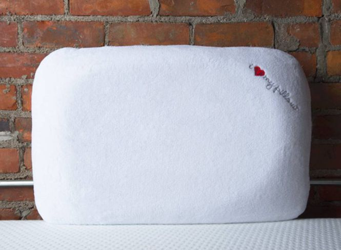 is the signature contour pillow comfortable?