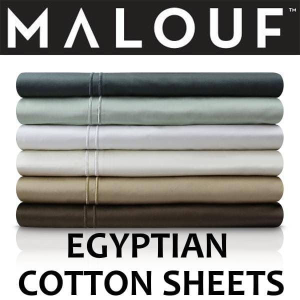 Malouf Egyptian Cotton Sheets