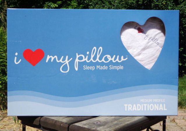 I Love My Pillow Classic Traditional Pillow Our Sleep Guide