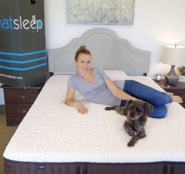 the matsleep mattress has auniversal comfort that should fall into a medium to medium firm feel it should be a mattress that suits the needs of most