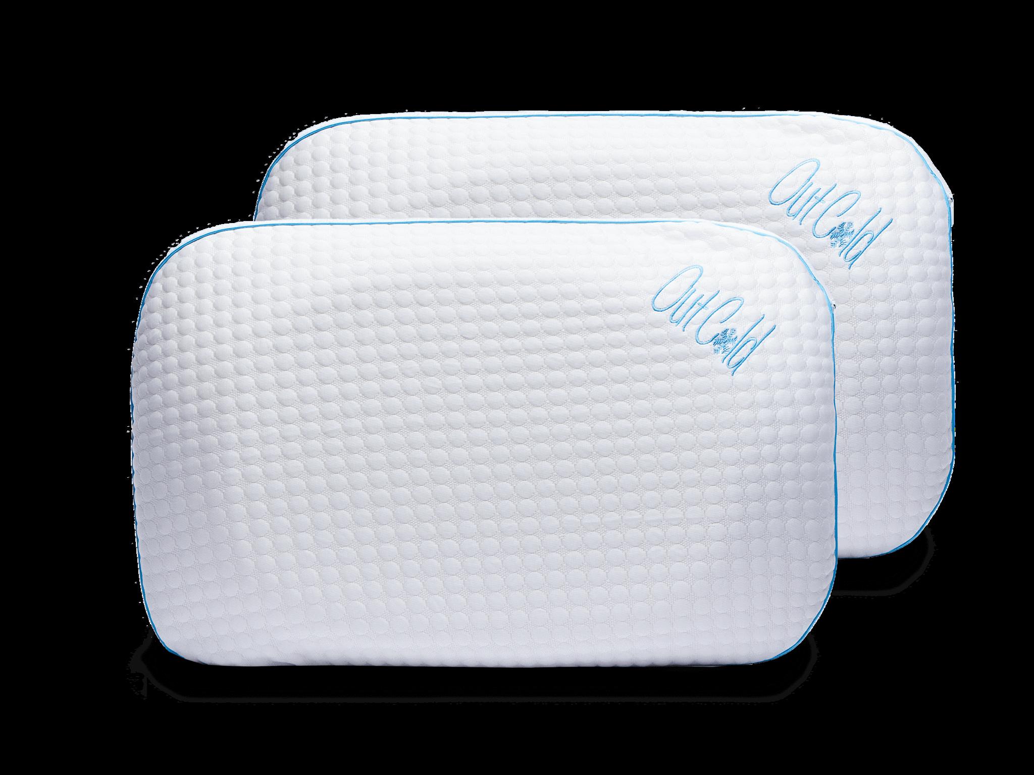 memory foam contour pillow made in america