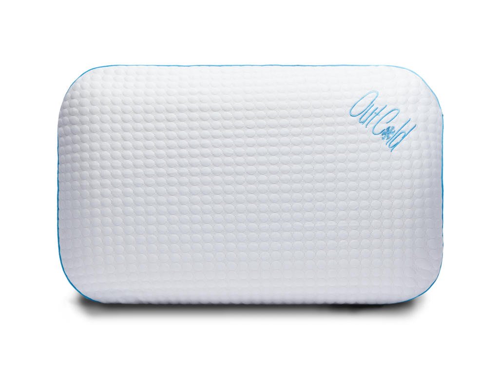 cooling comfort breathable cover memory foam pillow