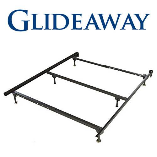 Glideaway Iron Horse Steel Bed Frame