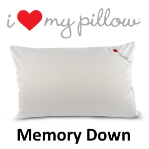 I Love My Pillow Out Cold Pillow