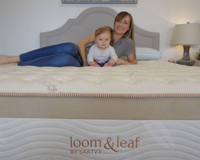 loom leaf mattress review