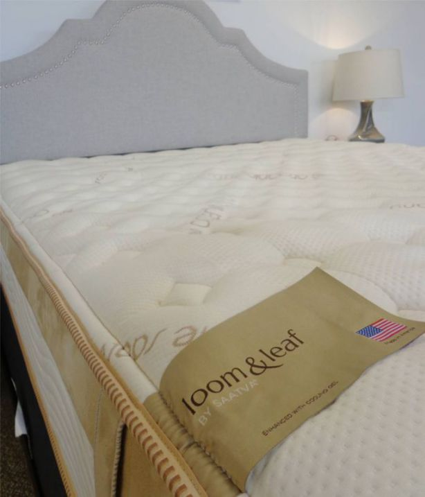 loom leaf mattress review