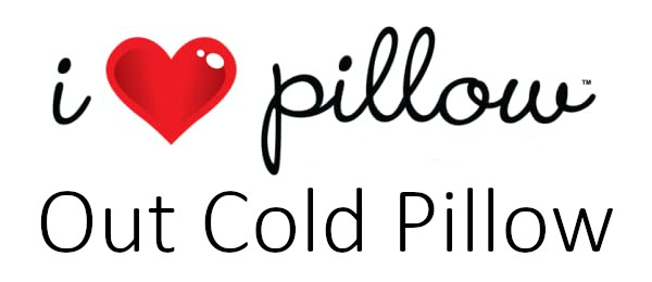 i heart pillow out cold pillow review
