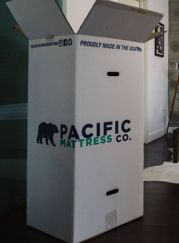 pacific mattress review