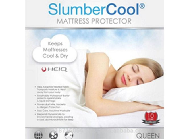 SlumberCool Mattress Protector