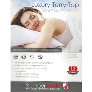 Slumber Shield Mattress Protector