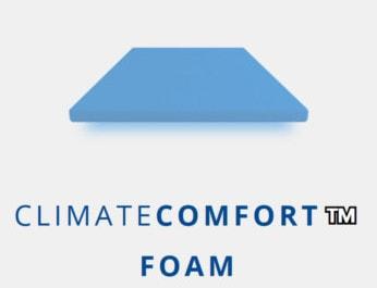 climate comfort foam