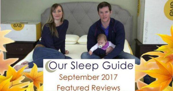Mattress Reviews 2017 | Get A Better Night Sleep | Our Sleep Guide