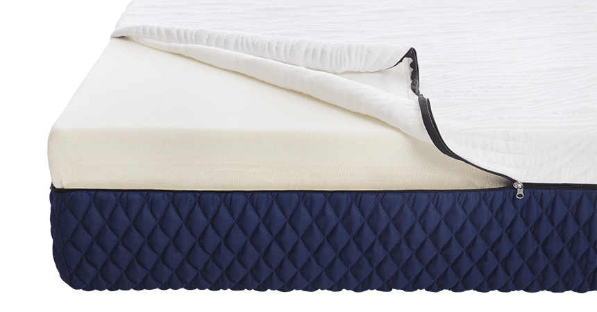 silk snow mattress