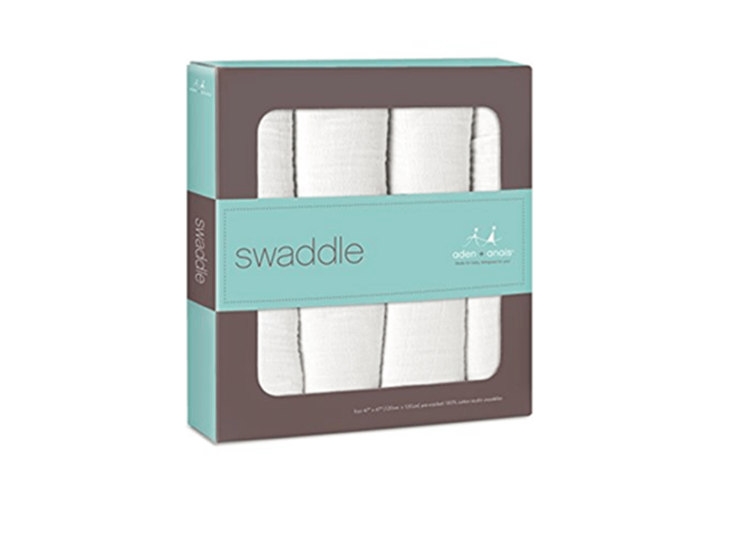 Aden & Anais Swaddle Blankets