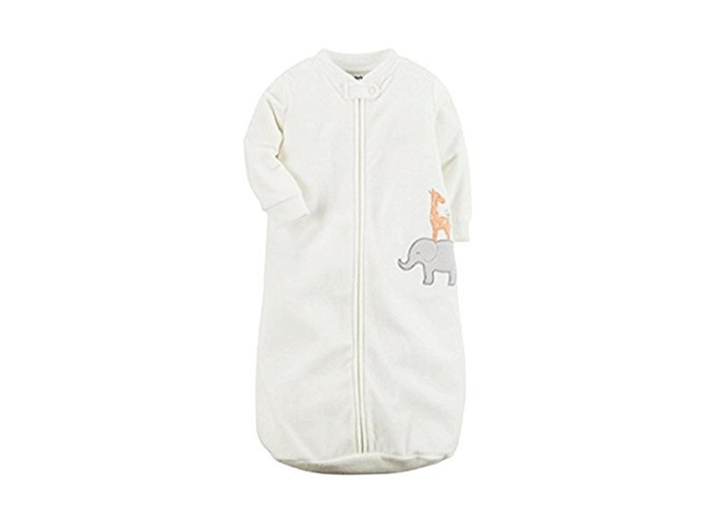 Carters Fleece Sleep Sack Review