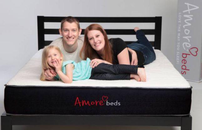 amore beds mattress review