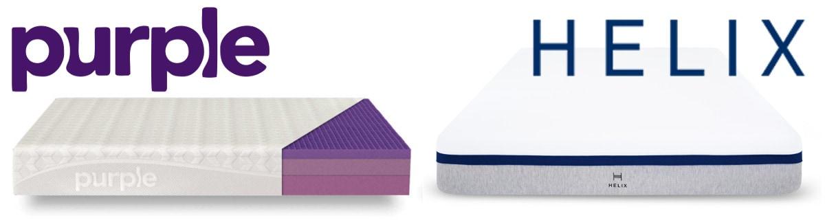 helix vs purple