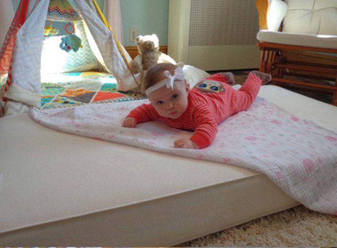 Sealy Crib Mattress: Premier Posture Dual Sided