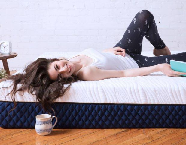 silk and snow mattress review
