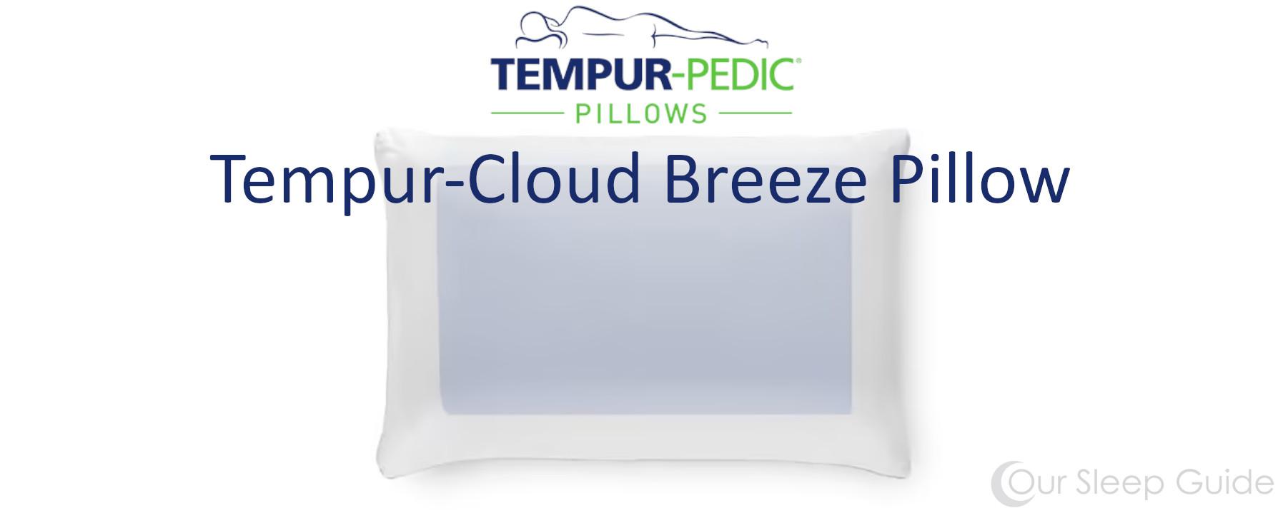 tempur-pedic pillow review