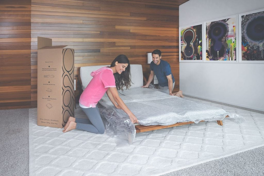 unboxing review mattress 2029