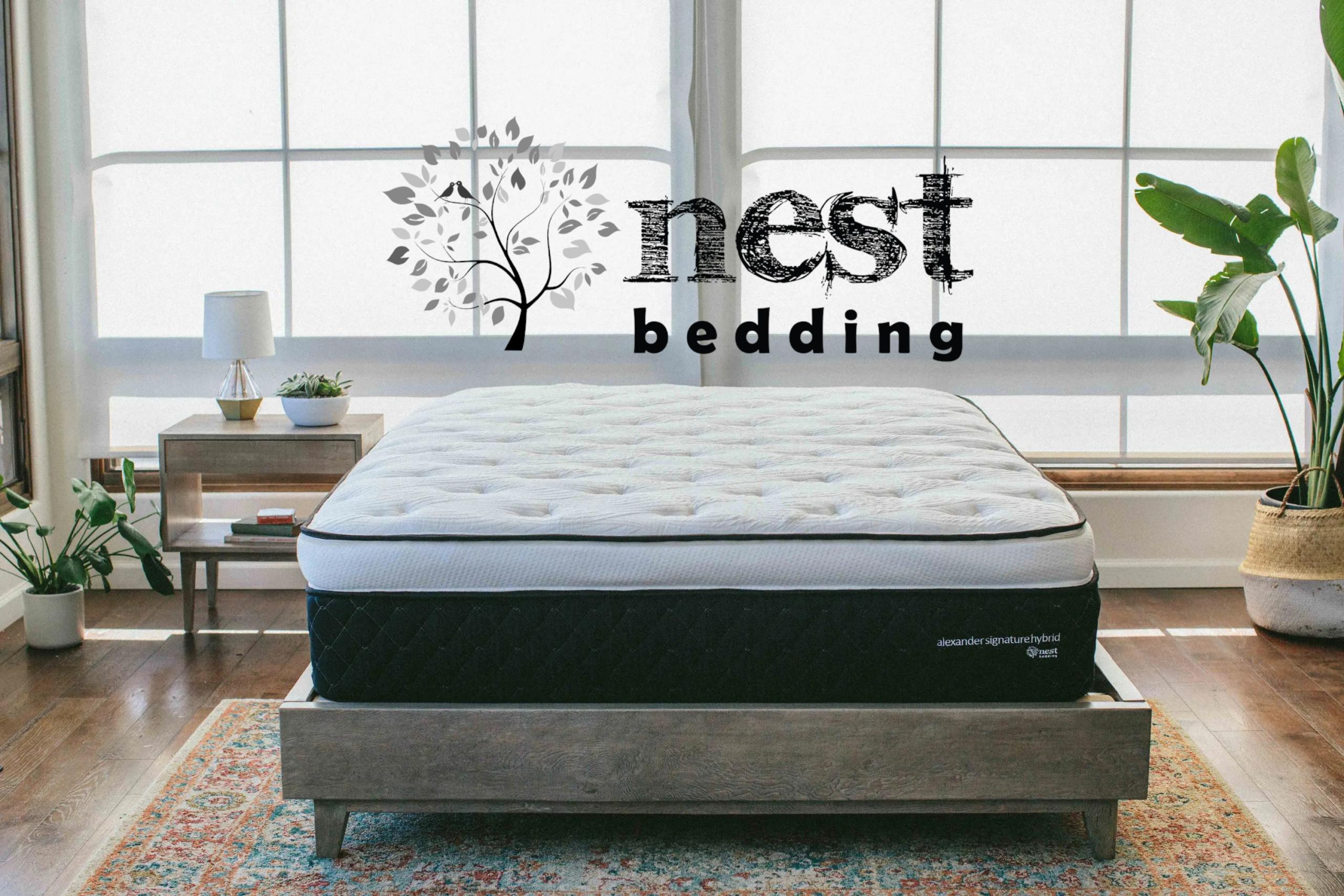 nest bedding alexander hybrid mattress review