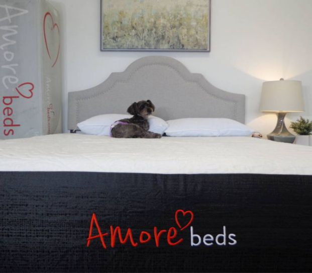 amore beds hybrid mattress review