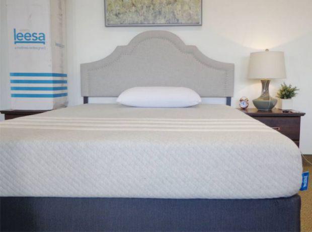 neat leesa mattress