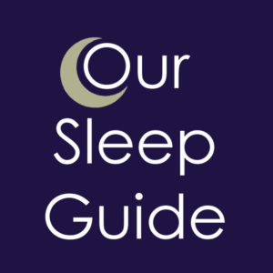 our sleep guide logo