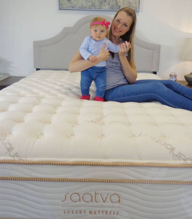 2017 saatva innerspring mattress review in depth for Saatva mattress