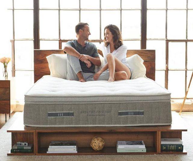 brentwood home cedar mattress review