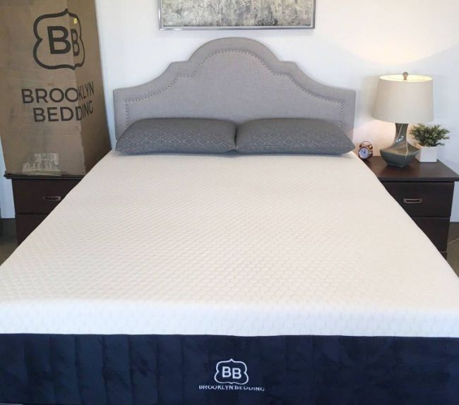 Brooklyn beddingthese two mattresses are very different for Brooklyn bedding ultimate dreams 11